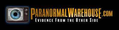 Paranormal Warehouse Retina Logo