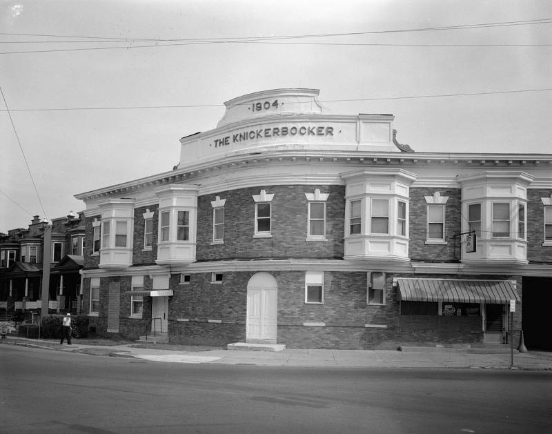knickerbocker hotel
