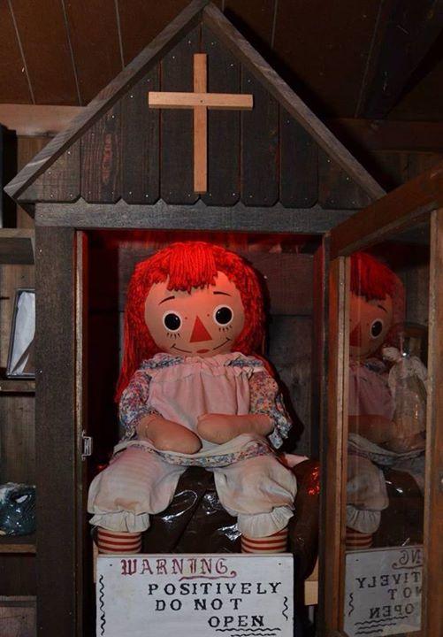 Annabelle Occult Museum