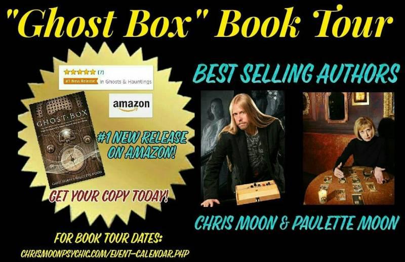 Chris Moon Ghost Box Tour