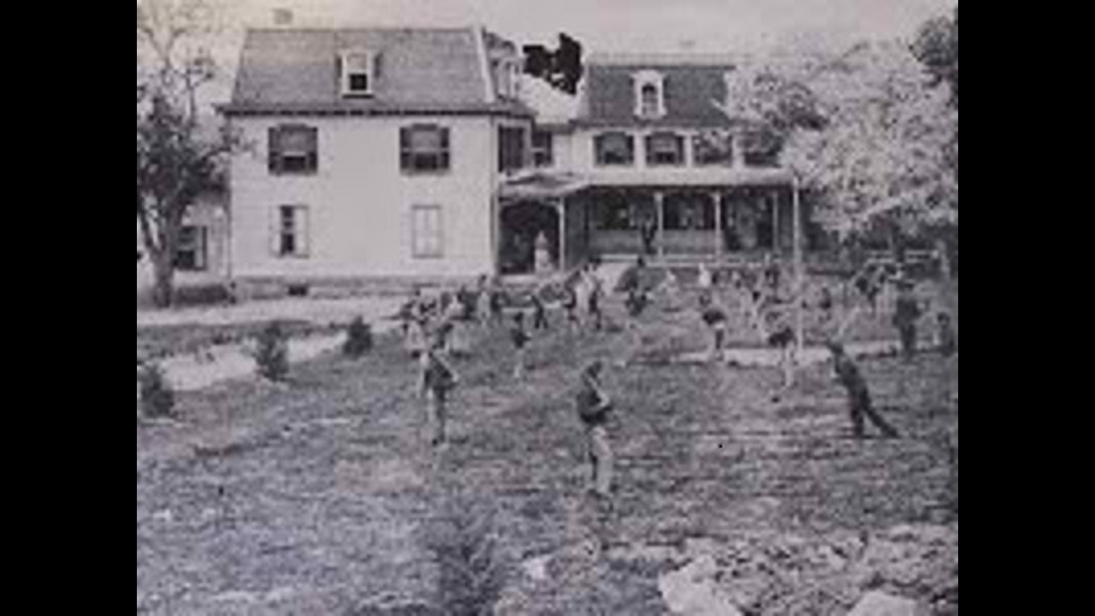 "Tales of Gettysburg Series 1, ""The Haunting History of the Children's Orphanage"""