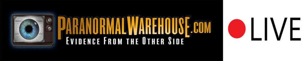 Paranormal Warehouse Youtube