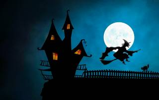 Paranormal Frequencies: It's Almost Halloween