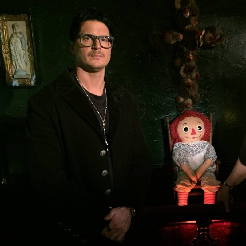 Zak Bagans Backlash