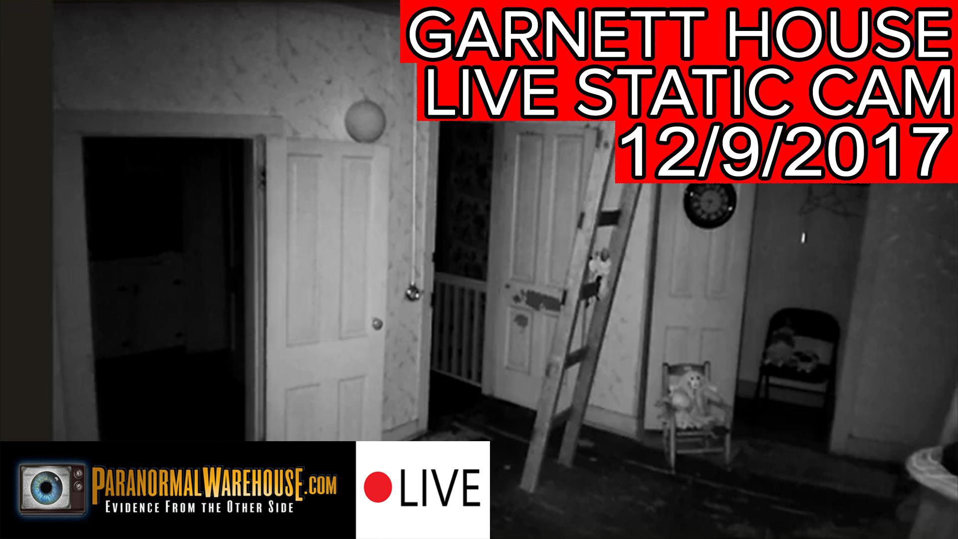 1858 Garnett House Hotel Livestream 12/9/17