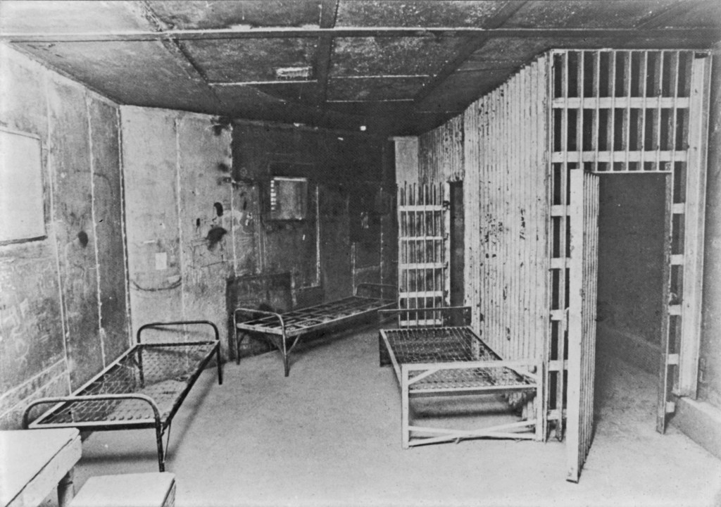 Squirrel Cage Jail