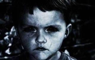 eyeless boy