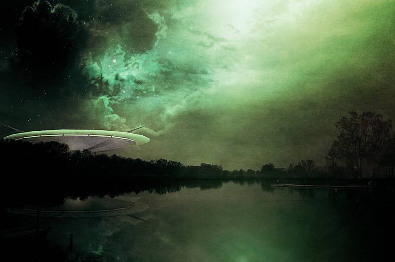 UFO over denver