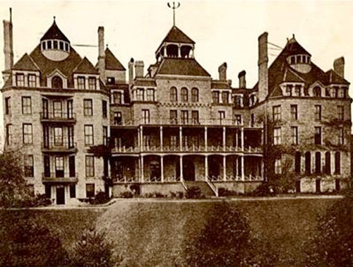 haunted crescent hotel