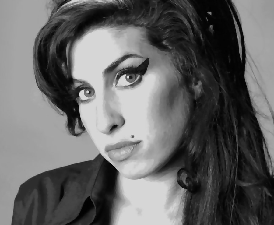 Ghost of amy winehouse