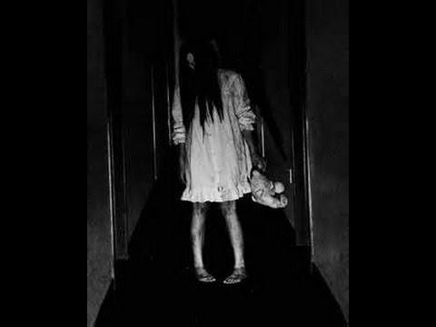 Apparition Of Little Girl Caught On Video