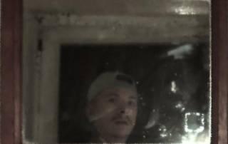 Black Monk Poltergeist Caught On Camera