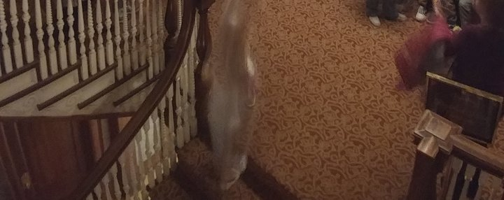 Potential Ghost Caught In Picture Taken At The Stanley Hotel