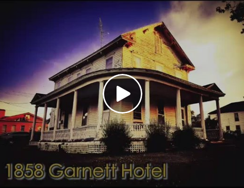 Poltergeist Activity At The 1858 Garnett House Hotel