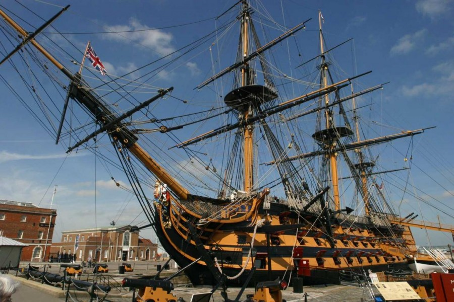 Lord Nelson's Wife