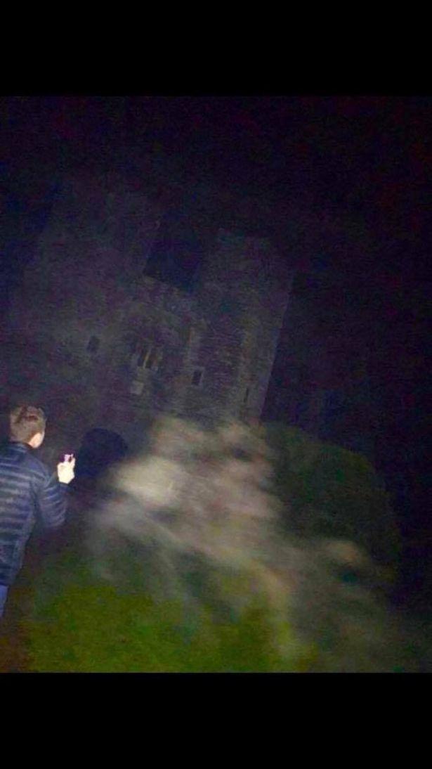 Pomeroy Ghost