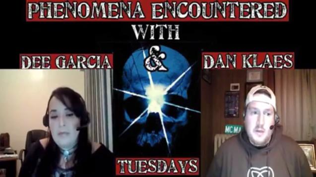 Phenomena Encountered