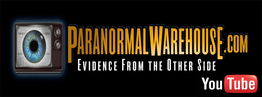 Paranormalwarehouse.com youtube