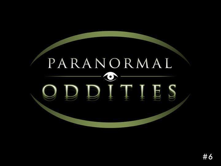 paranormal oddities