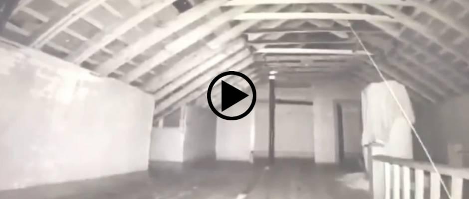 Horrifying Sounds From The Malvern Manor - Paranormal Warehouse