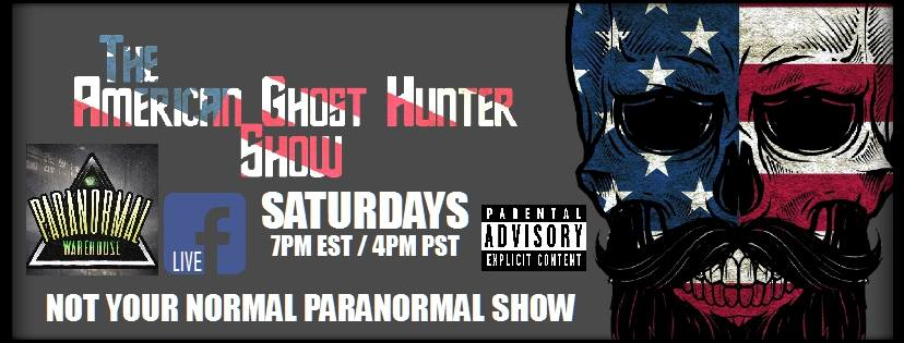 The American Ghost Hunter Show Facebook