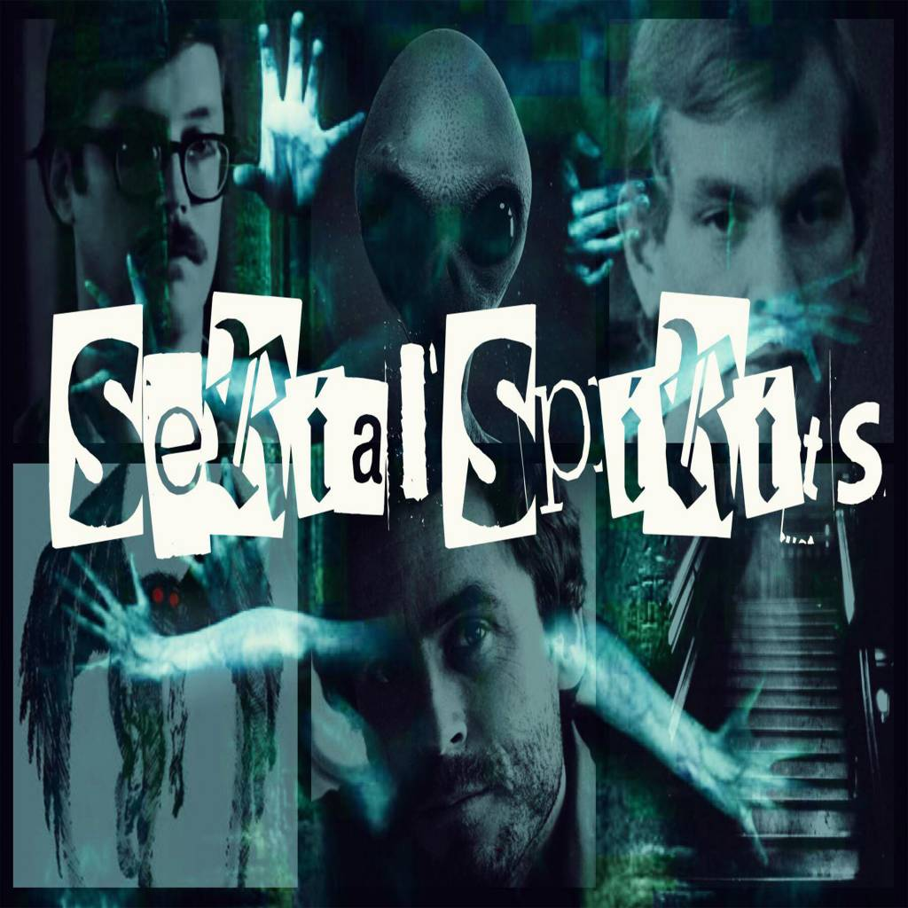 Serial Spirits Logo Box