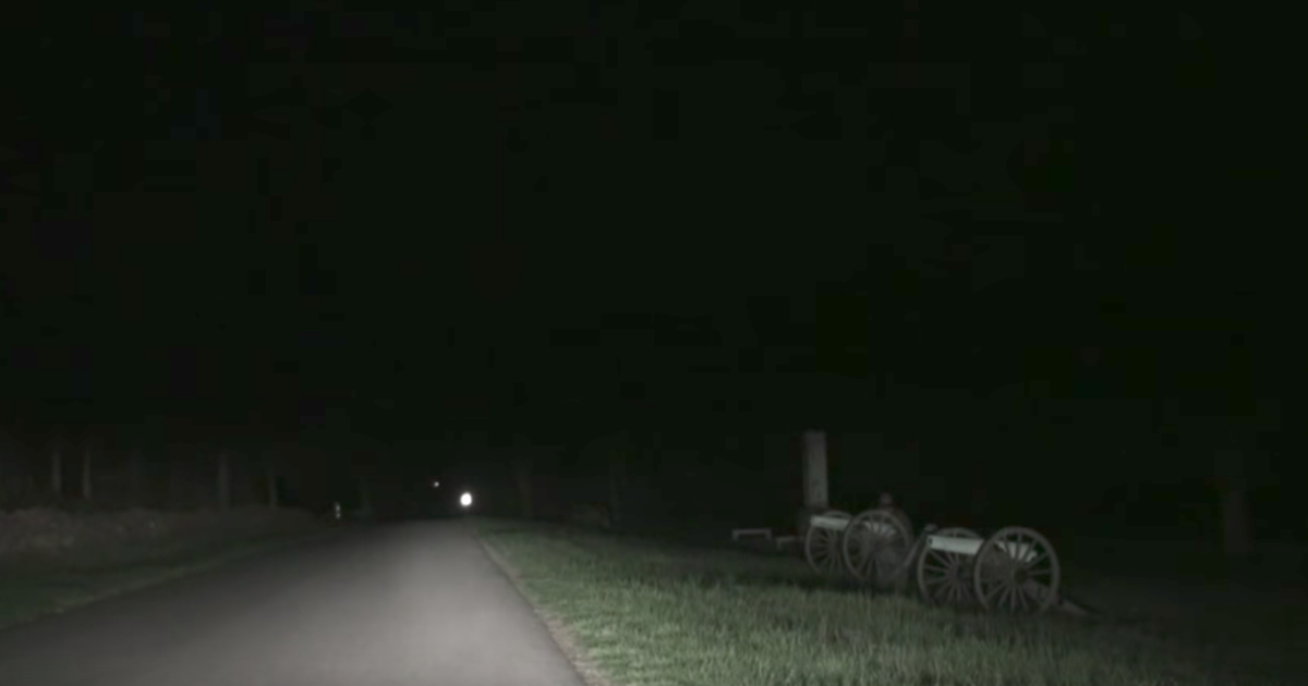 Guy Claims To Have Captured Gettysburg Ghosts On Video